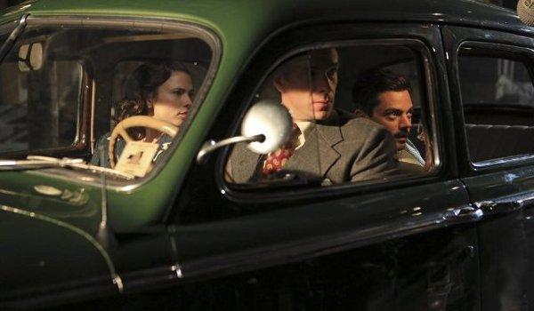 Marvel's Agent Carter - The Blitzkrieg Button