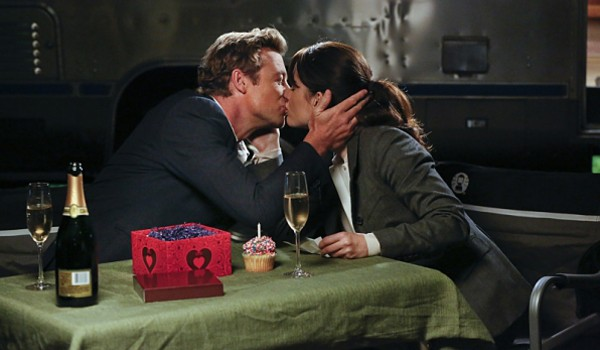 The Mentalist - Green Light