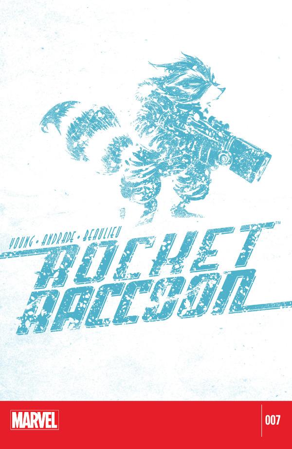Rocket Raccoon #7