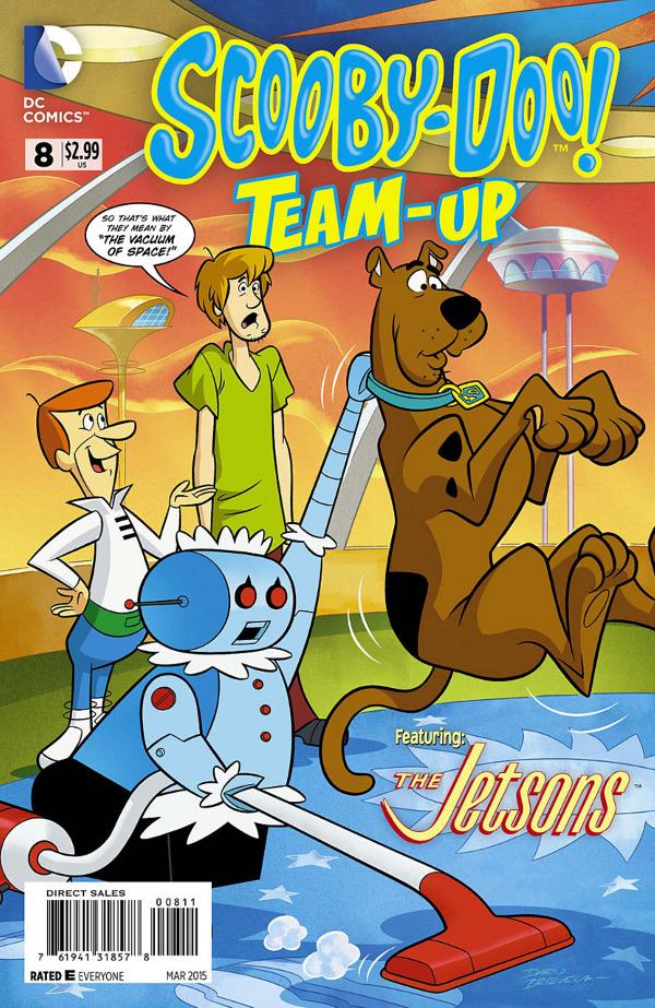 Scooby-Doo! Team-Up #8