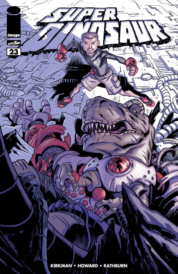 Super Dinosaur #23
