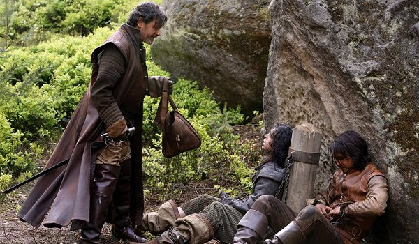 The Musketeers - An Ordinary Man