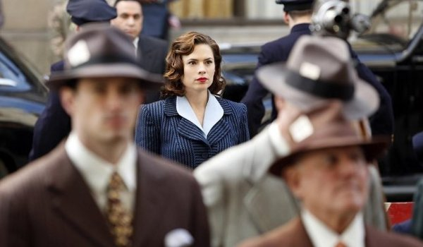 Marvel's Agent Carter - Valediction