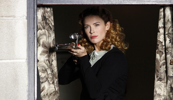 Marvel's Agent Carter - A Sin to Err