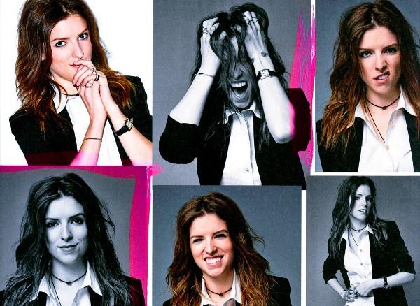 Anna Kendrick - Nylon (February 2015)