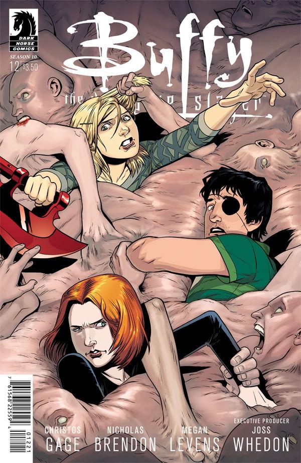 Buffy the Vampire Slayer Season Ten #12