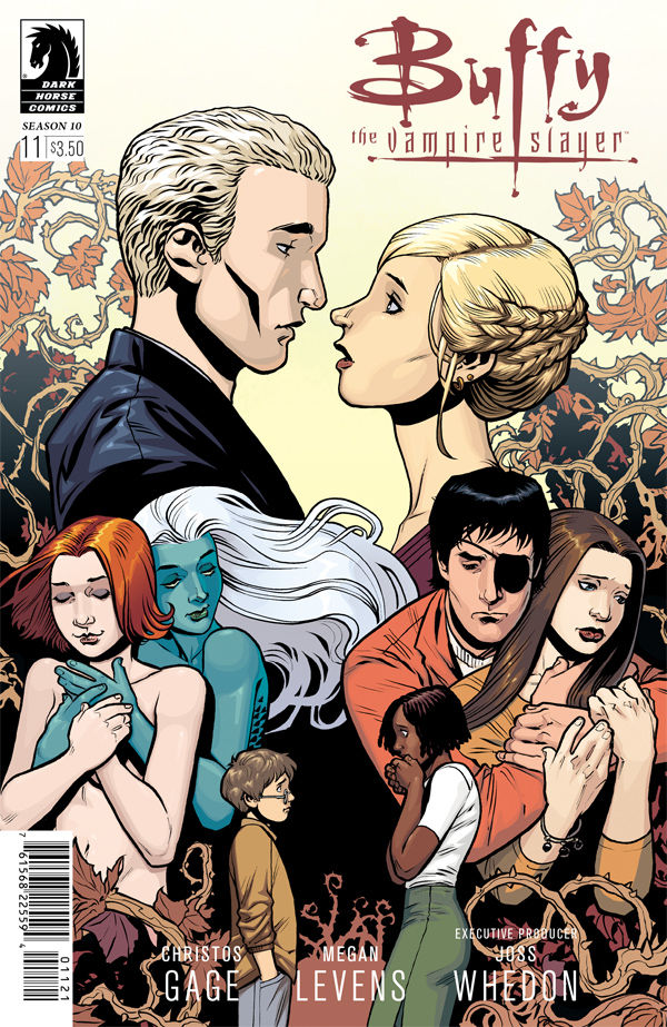 Buffy the Vampire Slayer Season Ten #11