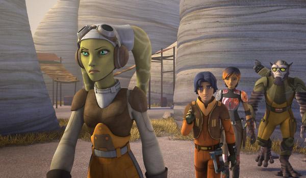 Star Wars Rebels - Rebel Resolve