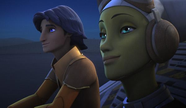 Star Wars Rebels - Vision of Hope