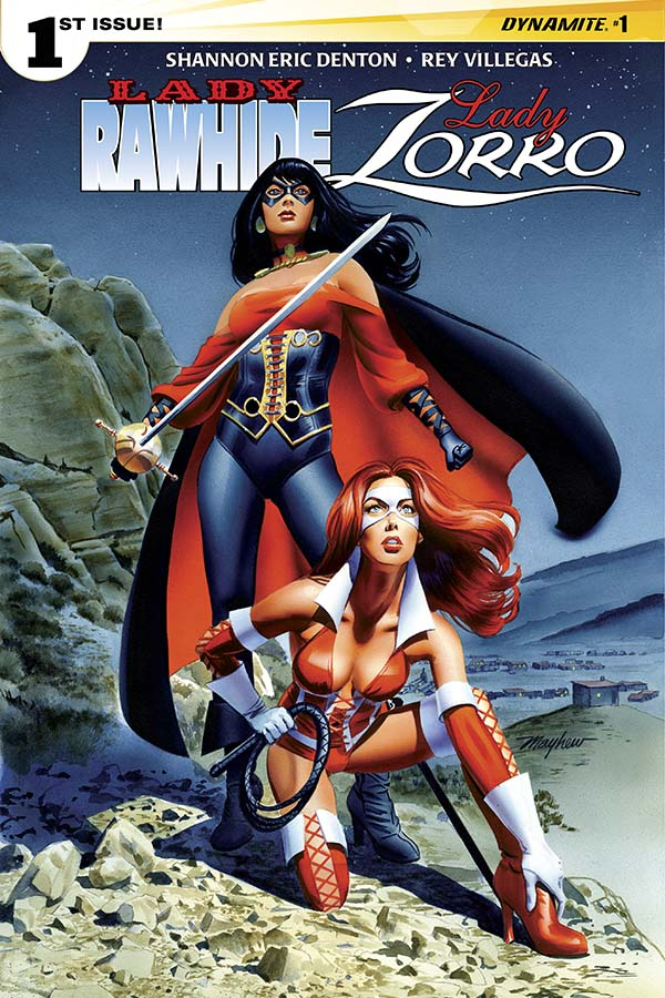 Lady Rawhide / Lady Zorro #1