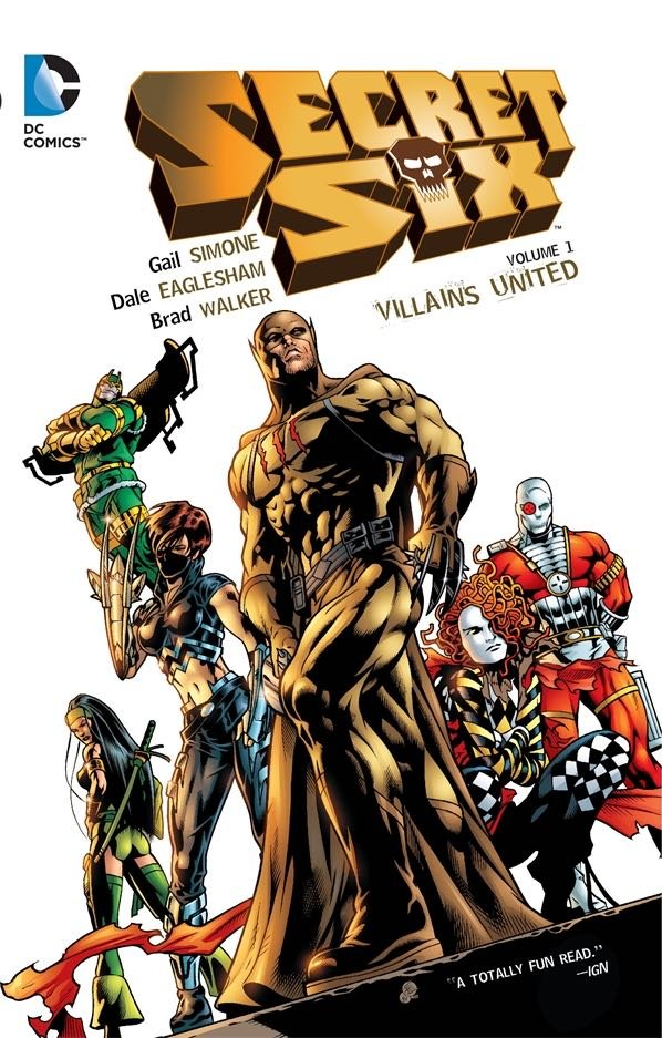 Secret Six Volume 1: Villains United