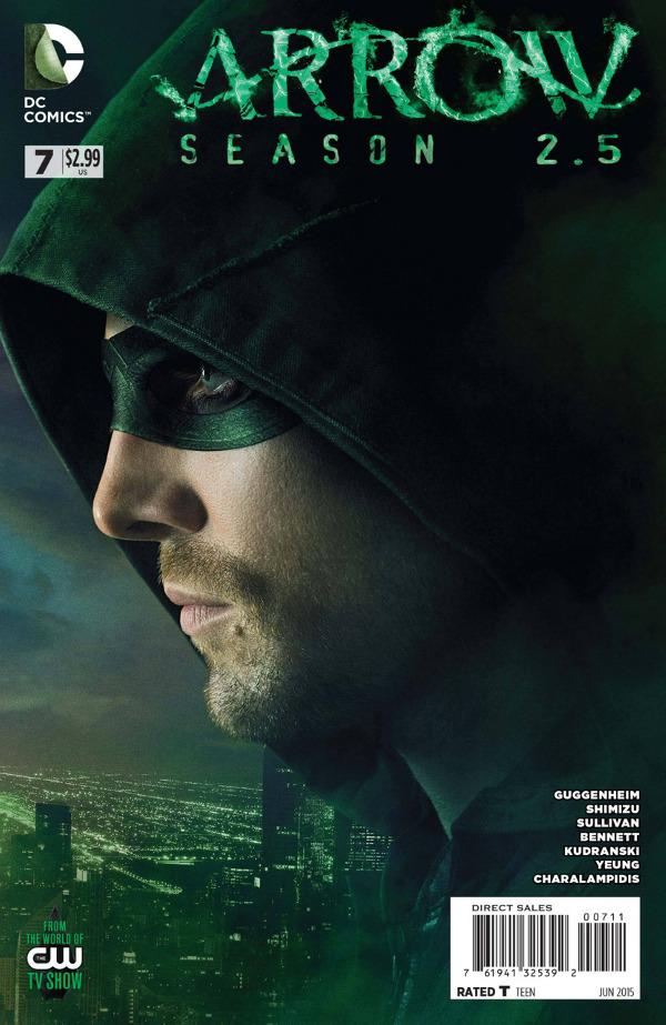 Arrow 2.5 #7