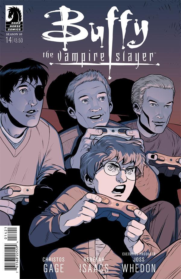 Buffy the Vampire Slayer Season Ten #14
