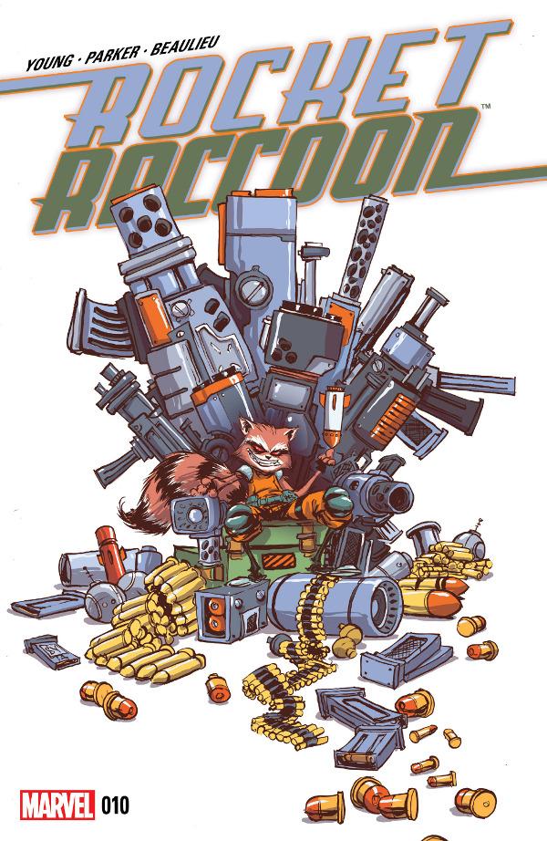Rocket Raccoon #10