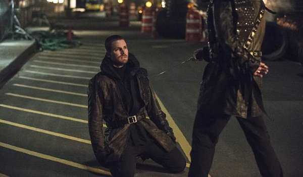 Arrow - My Name is Oliver Queen