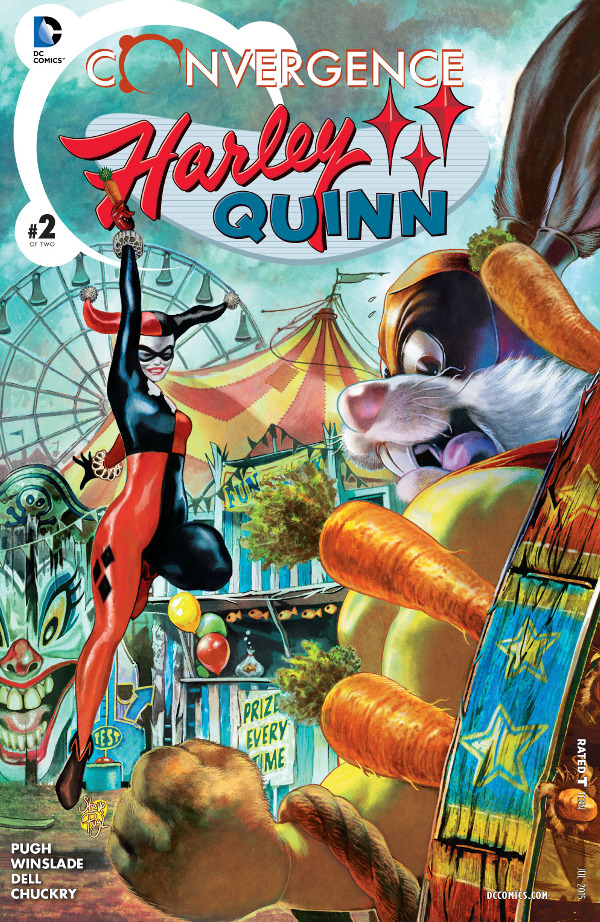 Convergence: Harley Quinn #2 (of 2)