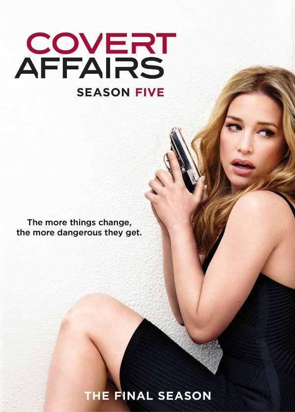 Covert Affairs - The Complete Fifth Season