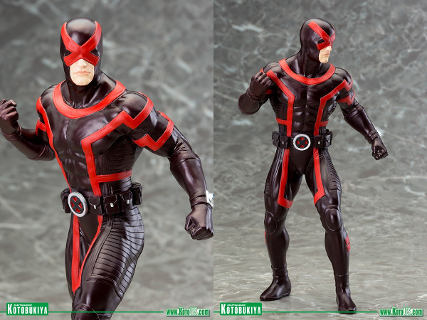 Marvel Now! Cyclops ARTFX+ Statue
