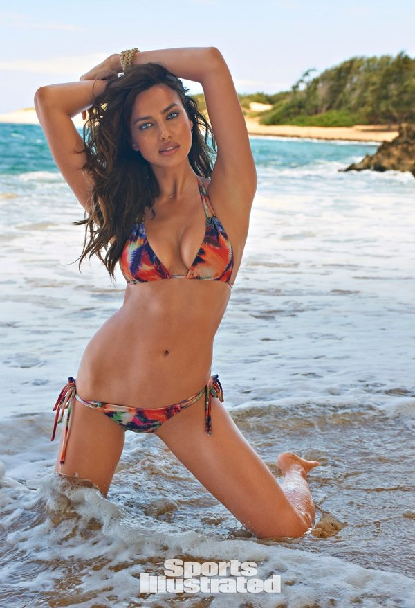 Sports Illustrated 2015 Swimsuit Model - Irina Shayk