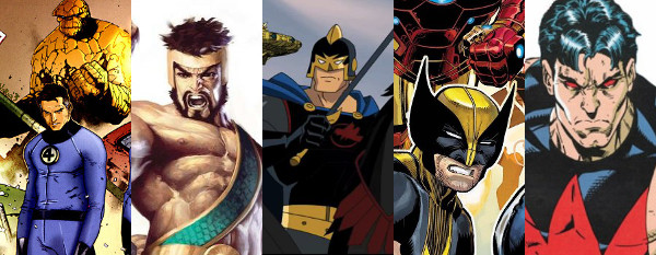 Top Ten Avengers Who (Likely) Won't Be Part of the MCU