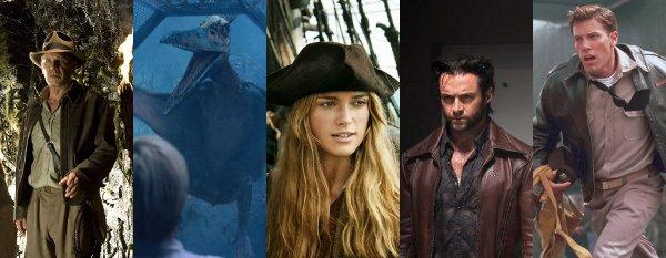 Top Ten Memorial Day Box Office Movies