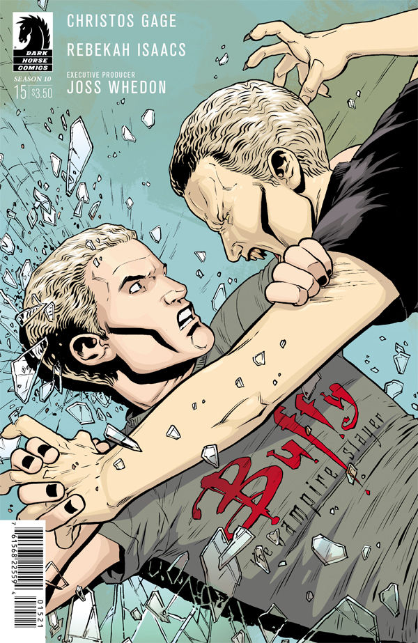 Buffy the Vampire Slayer Season Ten #15