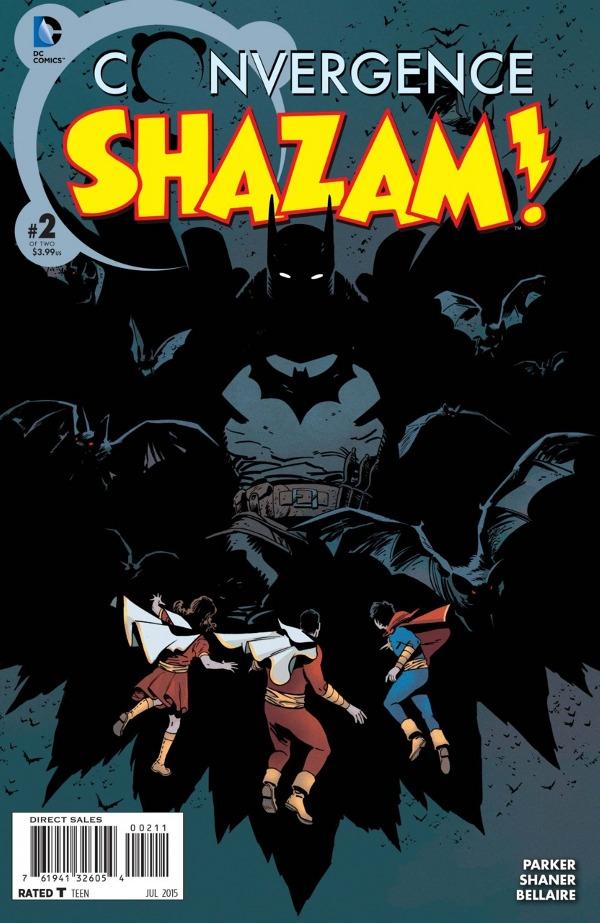 Convergence: Shazam! #2