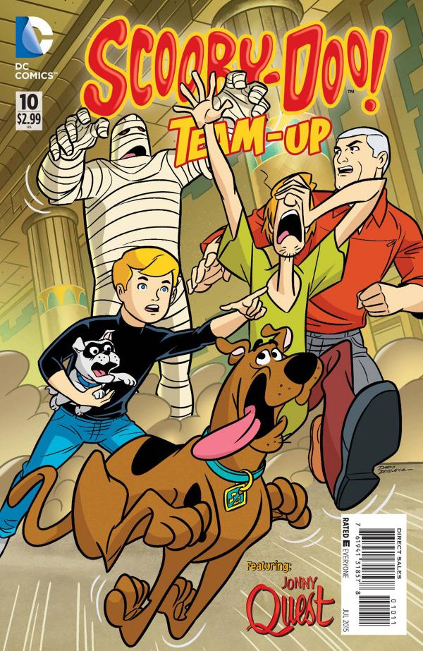 Scooby-Doo! Team-Up #10