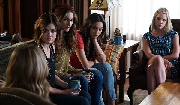 Pretty Little Liars - FrAmed