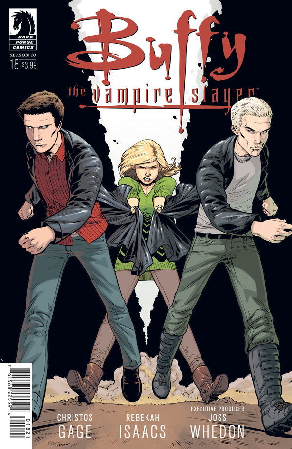 Buffy the Vampire Slayer Season Ten #18