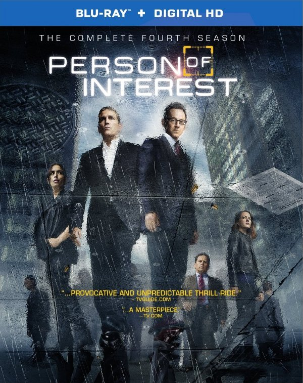 Person of Interest - The Complete Fourth Season