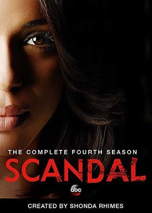Scandal - The Complete Fourth Season