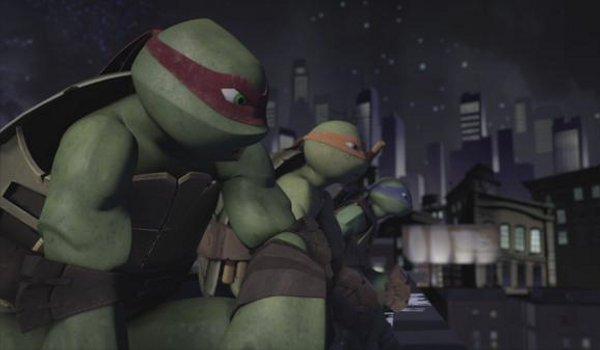 Teenage Mutant Ninja Turtles - The Creeping Doom