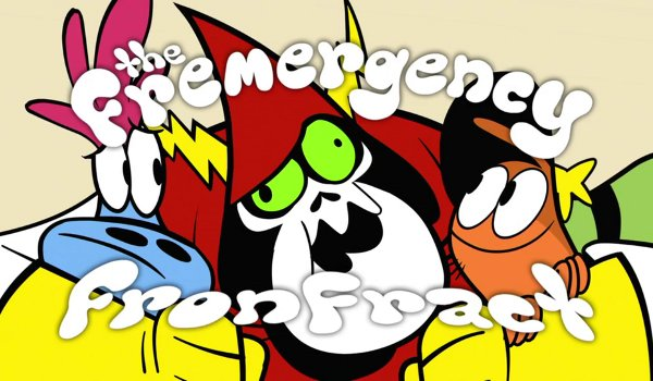 Wander Over Yonder - The Fremergency Fronfract