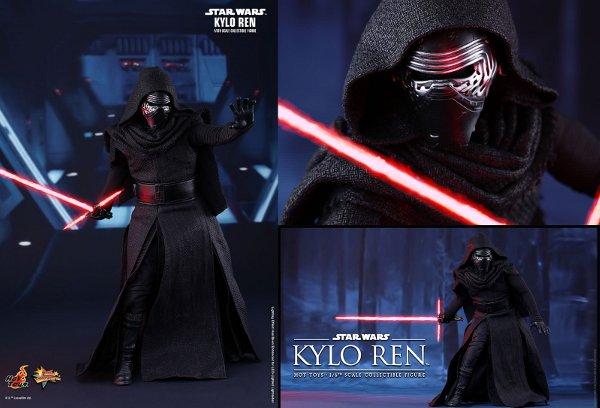Kylo Ren Sixth Scale Figure