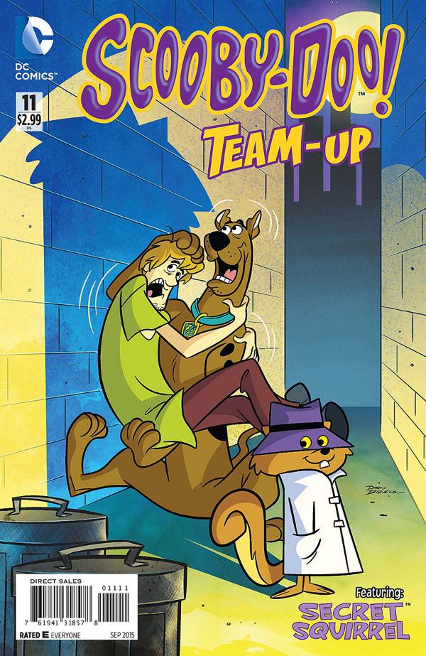 Scooby-Doo! Team-Up #11