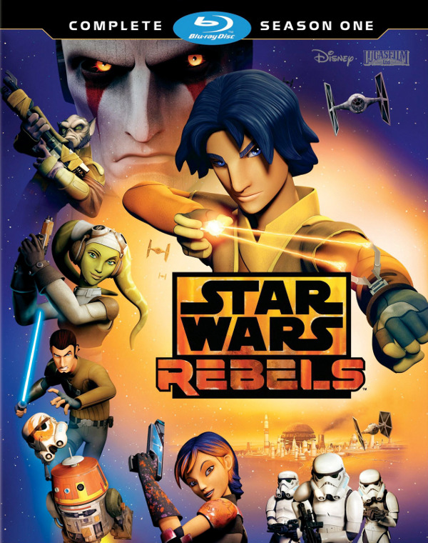 Star Wars Rebels - The Complete First Season
