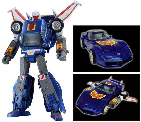 Transformers MP-25 - Masterpiece Tracks