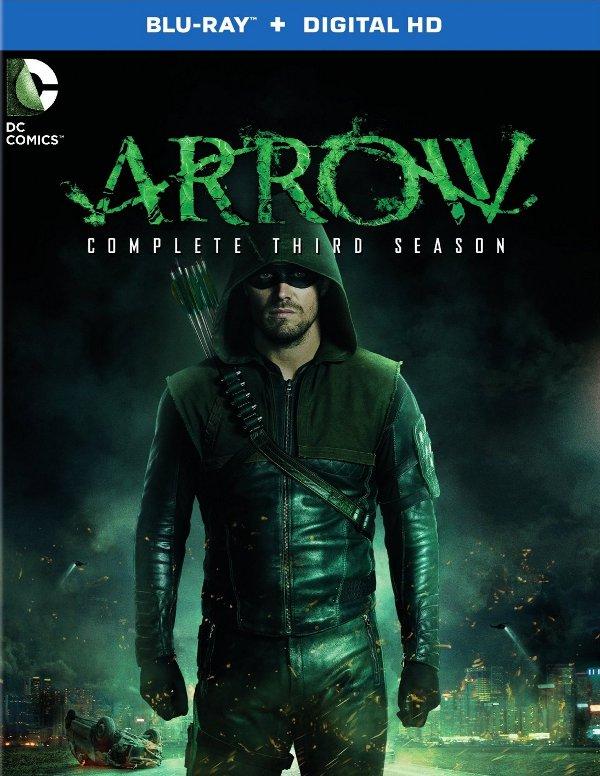 Arrow - The Complete Third Season