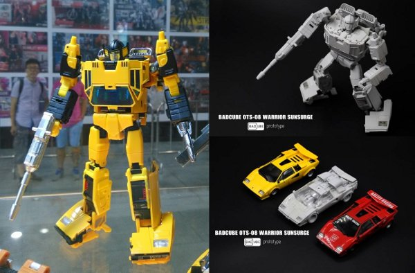 OTS-08 Sunsurge (Sunstreaker)