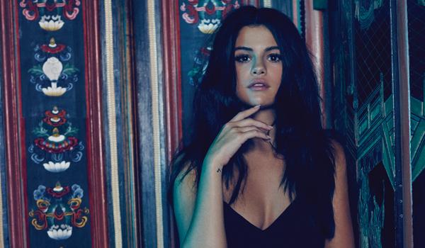 Selena Gomez - Billboard (October 2015)