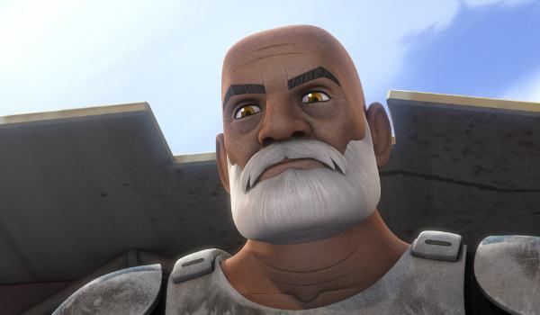 Star Wars Rebels - The Lost Commanders