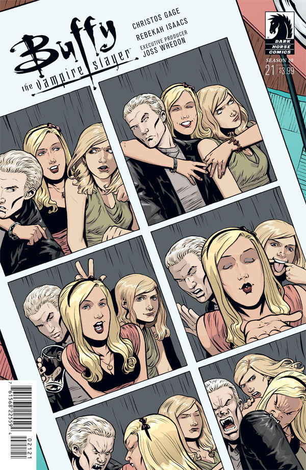Buffy the Vampire Slayer Season Ten #21