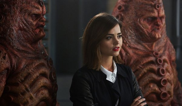 Doctor Who - The Zygon Invasion / The Zygon Inversion