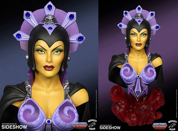 Evil-Lyn Collectible Bust