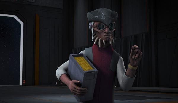 Star Wars Rebels - Brothers of the Broken Horn
