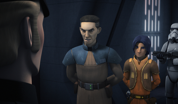 Star Wars Rebels - Stealth Strike