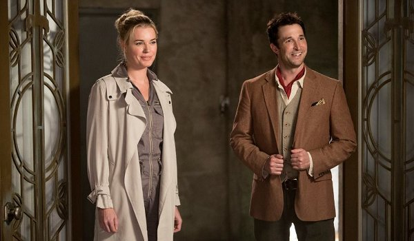 The Librarians and the Hollow Men