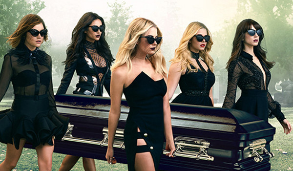 Pretty Little Liars - Five Years Forward