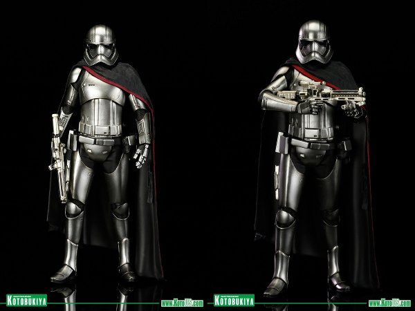 Captain Phasma ARTFX+ Statue
